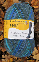 Regia Fine Stripes Color, 150g