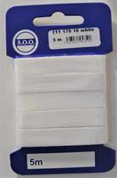 Kanttinauha 10 mm, 5 m pakkaus, useita väriä