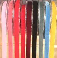 Samettinauha, leveys 16mm, 13 väriä