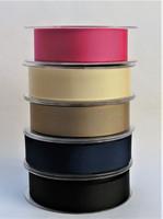 Ripsinauha, leveys 25mm, useita värejä