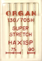 Neula Super Stretch HAX1SP, koko 75 ja 90, 5 kpl