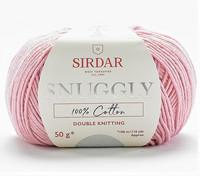 Sirdar Snuggly 100 % Cotton dk