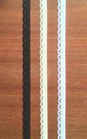 Joustava reunapitsi, leveys 12 mm, kolme väriä