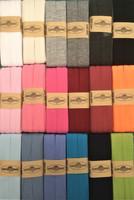 Oaki Doki De Luxe trikoovinonauha, 3 metriä, paljon värejä