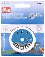 Harkkoreunainen varaterä Prym ergonimiseen kangasleikkuriin, 45 mm