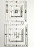 Neliönmallinen läpinäkyvä viivain
