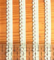 Joustava reunapitsi, 11 mm, kuusi väriä