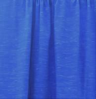 Sininen luomupuuvillatrikoo, 1 metri