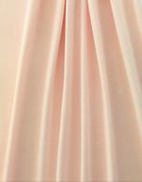 Hento roosa luomupuuvillatrikoo, 1 metri