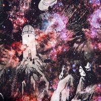 Muumi luomupuuvillatrikoo, Universum