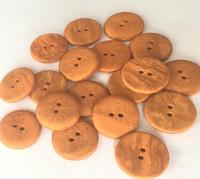 Pyöreä puunappi, 23 mm