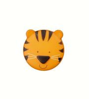 Tiikeri kantanappi, 18mm