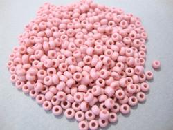 Siemenhelmi vaaleanpunainen/pinkki opaakki 8/0 3 mm (20 g/pss)