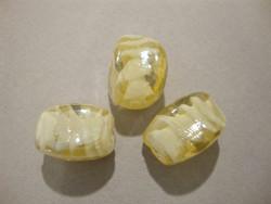 Lamppuhelmi keltainen topaasi ovaali 18 x 12 mm