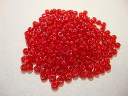 Siemenhelmi punainen kirkas 8/0 3 mm (20 g/pss)