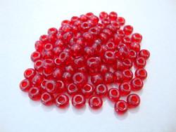 Siemenhelmi punainen kirkas 5/0 4,5 mm (20 g/pss)