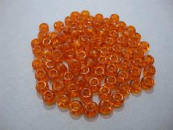 Siemenhelmi oranssi kirkas 5/0 4,5 mm (20 g/pss)