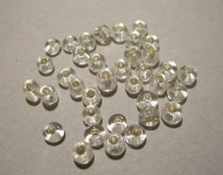 Siemenhelmi kirkas hopeasisus 3,5 mm (20 g/pss)