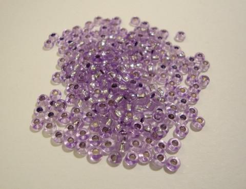 Siemenhelmi laventelin sininen hopeareuna 8/0 3 mm (20 g/pss)