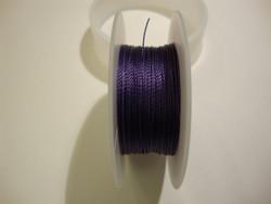 Silkon-nylonhelmilanka #03 lila (m-erä 1 m)