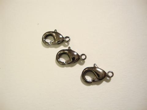 Rapulukko musta 10 mm (10 kpl/pss)