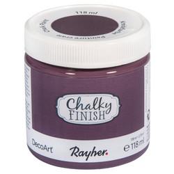Chalky Finish kalkkimaali mustaherukka/tumma violetti 118 ml