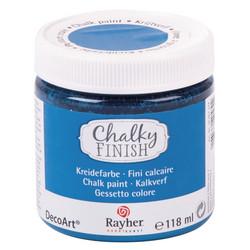 Chalky Finish kalkkimaali azurinsininen 118 ml