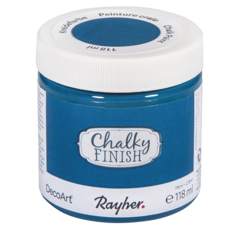 Chalky Finish kalkkimaali sininen 118 ml