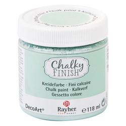 Chalky Finish kalkkimaali Jaden vihreä 118 ml