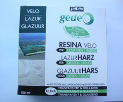 Pebeo Glazing resin -koruhartsi/epoksihartsi 300 ml
