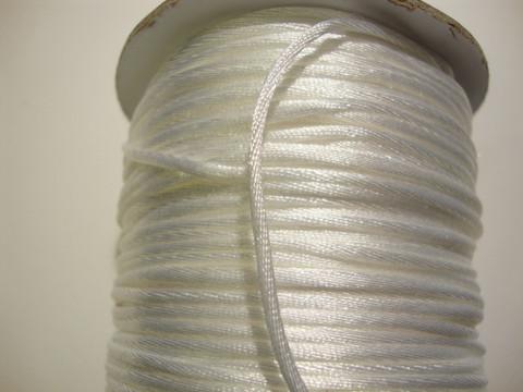 Satiininauha valkoinen 1,5 mm (m-erä 2 m)