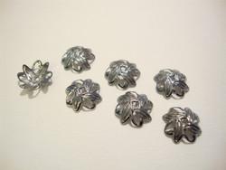 Helmihattu lehtikuvio musta 10 mm (20 kpl/pss)