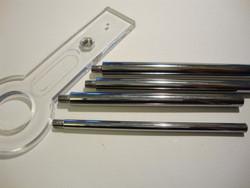Välirengasmandrelli -setti 4 - 8 mm välirenkaille