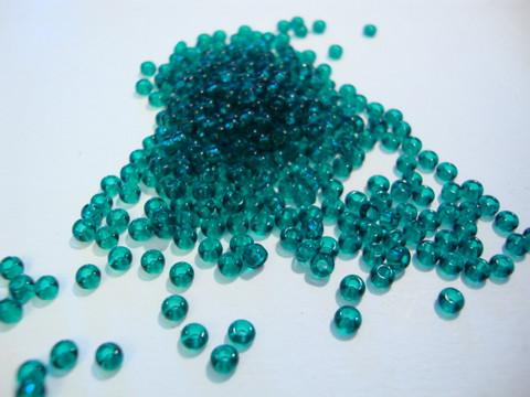 Siemenhelmi vihreä (Teal) 8/0 3 mm (20 g/pss)