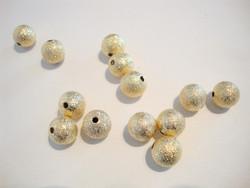 Sandball-helmi kullanvärinen pyöreä 10 mm