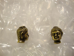 TierraCast Metallihelmi Buddha pronssi 13,5 x 10 mm
