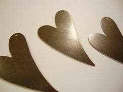 Vintaj Artisan sydän 41 x 24 mm
