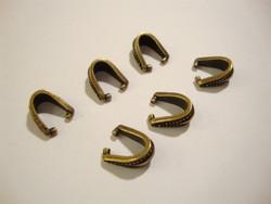 TierraCast Puristettava riipuspidike Royal pronssi 10 x 4,8 mm