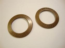 Vintaj linkkirengas Believe (Usko) 23 mm / sisähalkaisija 15 mm