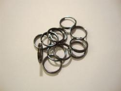 Tuplarengas 9 mm musta (30 kpl/pss)