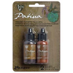 Vintaj Patina Kit Ancient Coin