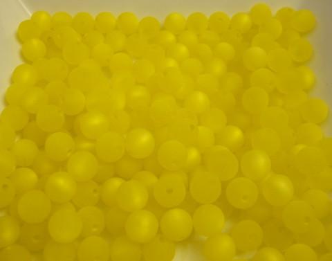 Polarishelmi keltainen matta 6 mm (6 kpl/pss)