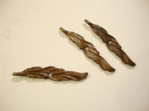 Vintaj Leaf Creative Bar -salpa 30 x 6 mm