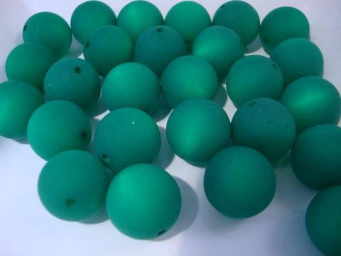 Polarishelmi smaragdinvihreä matta 20 mm