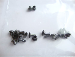 TierraCast Niitti musta 4 mm (10 kpl/pss)