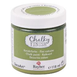 Chalky Finish kalkkimaali Avocadon vihreä 118 ml
