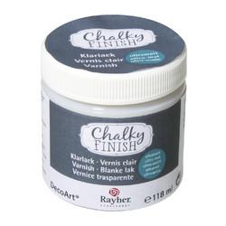 Chalky Finish väritön mattalakka 118 ml