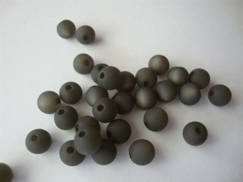 Polarishelmi tumma harmaa (Silver night) matta 8 mm (4 kpl/pss)