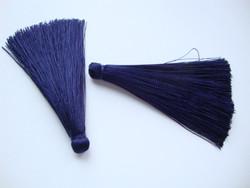 Tasselitupsu tummansininen 65 mm (2 kpl/pss)