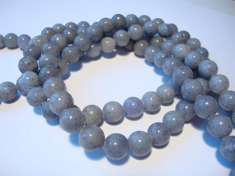 Kivihelmi Aventuriini sininen pyöreä 12 mm (10 kpl/pss)